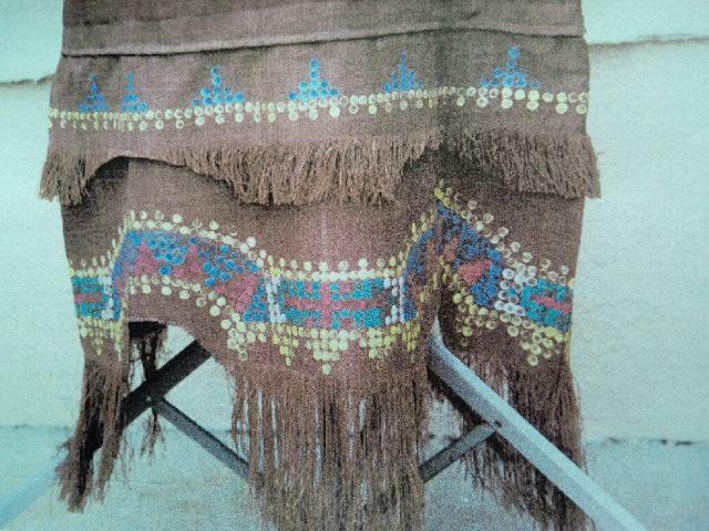 Robe Amérindienne : 5