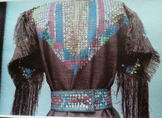 Robe Amérindienne  4