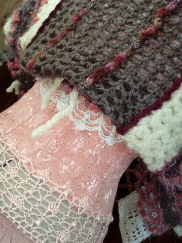 Le Tricot , le Crochet et La Couture