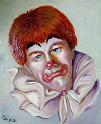 2ème  Portrait de Clown